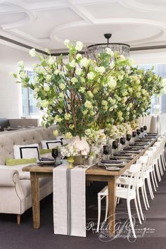 A Beautiful Bridal Shower At The Chase - Styleshoot - Wedding Decor Toronto Rachel A. Clingen Wedding & Event Design