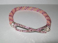 Breast Cancer Stretchy Bracelet