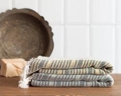 20% Sale, Turkish Towel, Striped, Cotton Turkish Towel, Peshtemal, Gray, Yellow Gray Yellow, Grey, Spa Towels, Turkish Towels, Cotton, Gray, Grey Yellow, Repose Gray