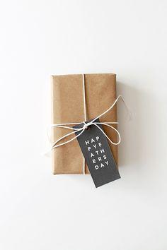 étiquettes cadeaux pour la fête des pères