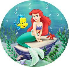 The Little Mermaid - A Pequena Sereia Ariel