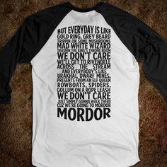 LORDE OF THE RINGS tee #lordoftherings #lorde #parody