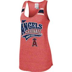 Los Angeles Angels of Anaheim Women's Red Back Tri-Blend Tank Top Relaxed Scoop Neck Racer Back $26.99 http://www.fansedge.com/Los-Angeles-Angels-of-Anaheim-Womens-Navy-Back-Tri-Blend-Tank-Top-Relaxed-Scoop-Neck-Racer-Back-_-343716861_PD.html?emailid=FE_MB_Trigger=pinterest_pfid28-48622