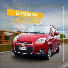 Chevrolet Promociones - Estrena hoy Spark Life