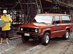 '1984 Isuzu Trooper II