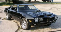 Pontiac Firebird (el ave fenix !!!!) - Taringa!