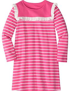Play A Lot Stripe Dress Product Information