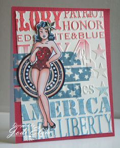 Bombshell Stamps Blog