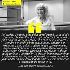 Alice Ruiz dando uma aula que explica onde e como  estão escondidos no cotidiano o #preconceito a #misoginia a #invisibilidadefeminina e a necessidade de #empoderarmulheres  #lifechanging #empodereduasmulheres #watchyourmouth #agentenaoquersocomida #avidaquer @avidaquer por @samegui avidaquer.com.br http://ift.tt/2orEbPi