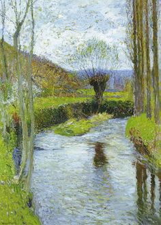 Henri Martin - Oil Painting Reproductions