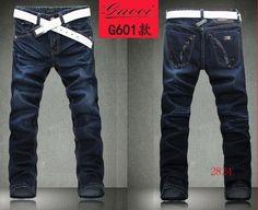 Gucci men jeans-GG8979
