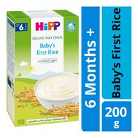 Hipp Organic Cereal Pap Without Milk Baby Rice 6 Months Baby Food Formula Baby Milk Kids Toys