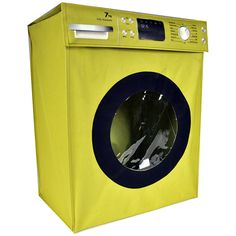 Cesto de roupa-suja fofo. =D  http://www.fabrica9.com.br/ecommerce_site/produto_31791_7013_Cesto-de-Roupa-Washing-Machine-Verde