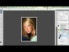 How to create cool image borders in Photoshop using filters and clipping masks.