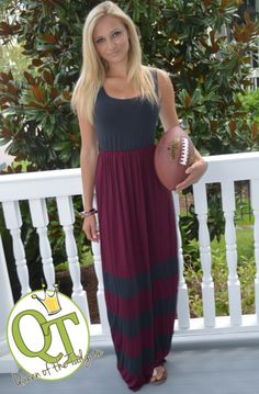 445c60890b55bd TailgateQueen.com - The Best selection of Game Day Dresses -  gameday