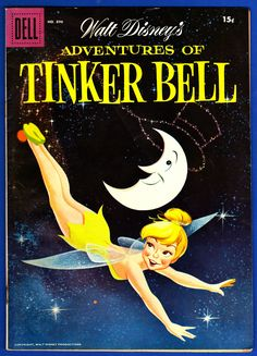 Adventures of Tinker Bell - FOUR COLOR #896