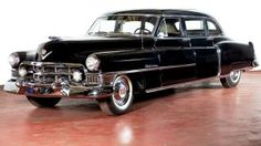 1951 Cadillac Fleetwood 75 Limousine Eva Peron Cadillac Limousine sold for Cadillac Fleetwood, Cadillac Ats, Old American Cars, Unique Cars, Us Cars, Expensive Cars, Car Wallpapers, Vintage Cars, Vintage Auto