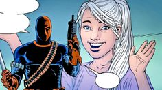 90% DC comics and Indie comics. Consider me the go-to blog for everything Rose Wilson. Also: Steph...