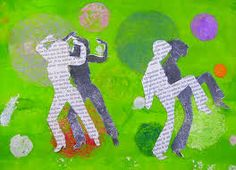 peinture art visuel CM2 - Recherche Google