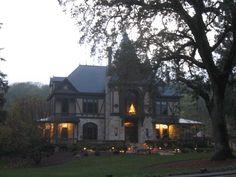Historic Beringer House, St. Helena