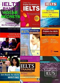 IELTS: IELTS BOOKS for download English Vocabulary, English Grammar, Teaching English, English Book, Learn English, Academic Writing, Ielts, Training Programs, Esl