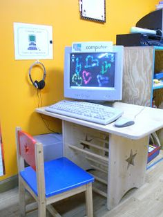 Students can be shown how to access different games or websites. Games can be preloaded for the kids to work on specific skills
