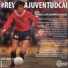 #LunesDeRevista! Les dejamos la décima edición de la #RevistaJuventudCAI. #JorgeBurruchaga