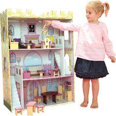 Dream Castle Cardboard Castle Dollhouse