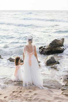 Bride and BrideMaid 💕 Pink Bridalgown