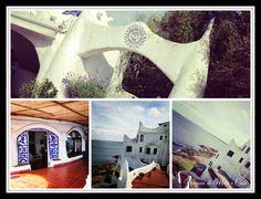 Era uma casa muito engraçada, não tinha teto, não tinha nada! Uruguay, So Funny, Ceiling, Getting To Know, Houses