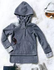 burda style hoodie