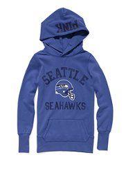 Seattle Seahawks. Good xmas gift from Santa...
