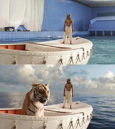 Life of Pi - Behind the Scenes