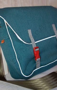 Sew Along - Taschenspieler No. 3: Die Kuriertasche