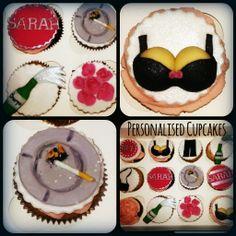 personalised cupcakes birthday boobs ashtray bestfriend