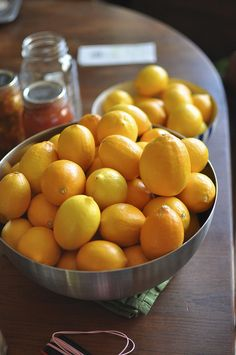 Tweet It is Meyer lemon season and I am in the midst of my annual binge. As I've chopped, juiced, dried, fermented and otherwise infused my way through ten pounds, the though occurred to me that it might be useful to have all my favorite ways to preserve this citrus hybrid in one place. Some …