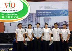 VIO Optical Clinic merupakan pilihan tepat untuk memeriksakan kesehatan mata anda dan keluarga.VIO Opitical Clinic menjadi yang pertama di Indonesia yang menggabungkan konsep optikal dan klinik di bawah bimbingan Dokter Optometri berkompetensi Internasional.Optik Mata diJakarta Barat