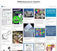 Great #STEM #Resources for #Teachers - #SkillsGap #Education #PBL