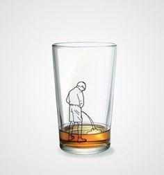 ハイボールの場合は ここまで    ウイスキーを入れてください