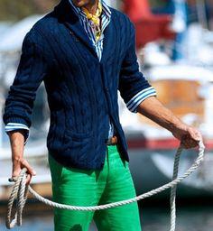 Smart Casual Men's Fashion