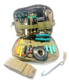 EOD Gear - Custom EOD Tool Kit let's you pick the tools you want instead of buying a kit with tools you don't want or need! (http://www.eod-gear.com/custom-eod-tool-kit/)