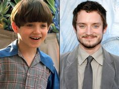 Elijah Wood - loved him since I was a wee thing. We practically grew up together (me watching him in movies)