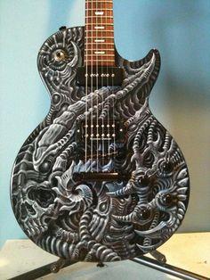 Sweet Custom Les Paul Guitars - Global Guitar Network