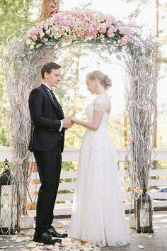 .wedding arch