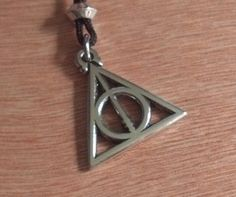 The Deathly Hallows Necklace