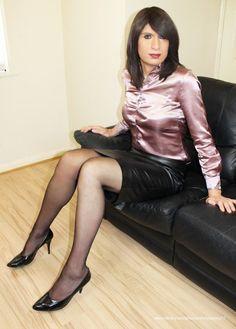 Dress like a women