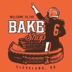 Cleveland City, Cleveland Browns Football, Baker Mayfield Nfl, Go Browns, Brown Babies, Sports Art, Brownies, Magic, Orange