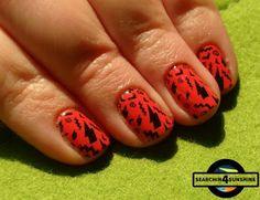 Searchin 4 Sunshine: [Nails] Lacke in Farbe ... und bunt! APRICOT mit MUA Sweet Peach