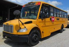 2007 Thomas Saf-T-Liner (Stock 9 Passenger. We Offer Nationwide Delivery on Every Bus We Sell. Used School Bus, School Bus For Sale, Buses For Sale, School Buses, Air Brake, Commercial Vehicle, Tampa Bay, Blue Bird, The Row