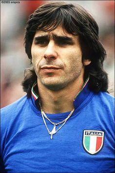 Bruno Conti. Italy.